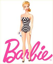 It took us two years to get a real Barbie doll.