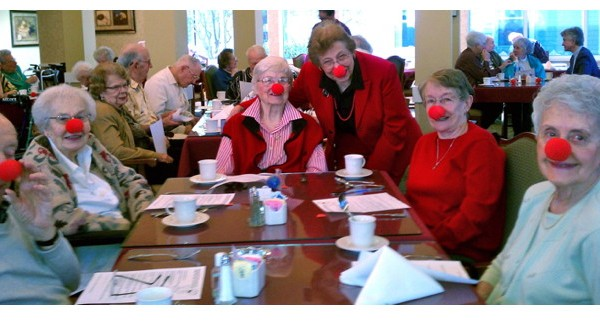 Slider 2 – More Fun Red Noses