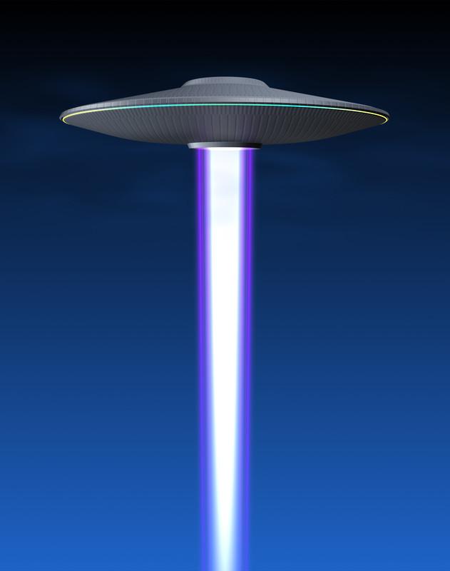alien flying saucer - photo #30