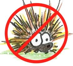 No Porcupine Zone